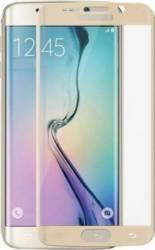 pret preturi Folie de Protectie Tellur Tempered Glass 3D cu Margini Curbate pentru Samsung Galaxy S6 Edge Plus Aurie