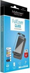 Folie Protectie de sticla MyScreen Full Cover Huawei P10 Lite Negru Folii Protectie