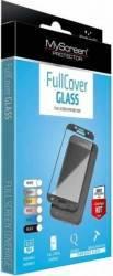 Folie Protectie de sticla MyScreen Full Cover Samsung Galaxy A5 A520 2017 Auriu folii protectie