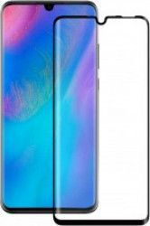 pret preturi Folie Huawei P30 Lite Eiger Sticla 3D Edge to Edge Clear Black