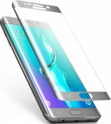 Folie Protectie Sticla Securizata Tellur 3D Samsung Galaxy S6 Edge Silver