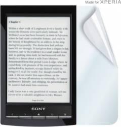 Folie protectie Celly transparenta pentru eBook Reader Sony Prs-T1 Folii protectie tablete
