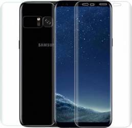 Folie protectie Himo Samsung Galaxy S8 G950F Fata/Spate Transparent Folii Protectie