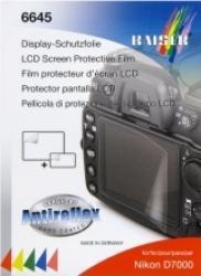 Folie protectie LCD Kaiser 6645 pentru Nikon D7000
