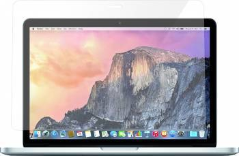 Folie protectie sticla nano glass flexibila pentru Macbook Retina display 13 inch A1502 A1425 transparent Accesorii Laptop