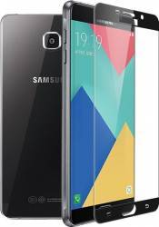 pret preturi Folie Protectie Sticla Securizata Curbata Pentru Samsung A3 2017 SM-A320 Negru
