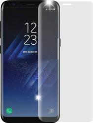 Folie protectie sticla securizata curbata pentru Samsung Galaxy S8 transparent Folii Protectie