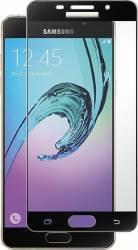 Folie protectie sticla Himo full size pentru Samsung Galaxy A5/A510 2016 Negru folii protectie