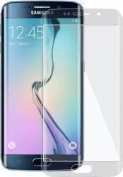 Folie protectie sticla securizata Curbata Glass Samsung Galaxy S6 Edge G925 Clear Folii Protectie