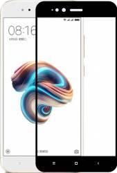 Folie protectie sticla securizata Himo full size pentru Xiaomi A1 si MI 5X negru Folii Protectie