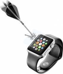 Folie Protectie Sticla Securizata Cellularline pentru Apple Watch 38mm