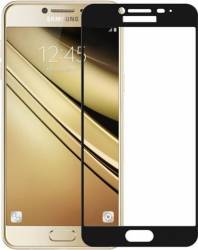 pret preturi Folie Protectie Sticla Securizata Himp Full Size Samsung Galaxy C5 Pro Negru