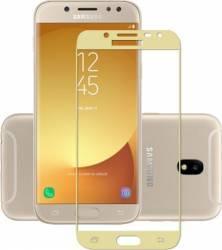 Folie Protectie Sticla Securizata Samsung Galaxy J5 2017 SM-J530F Auriu Folii Protectie