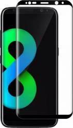 Folie Protectie Sticla Securizata Full Body Zmeurino Samsung Galaxy S8 G950 Negru Folii Protectie