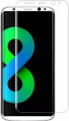 Folie Protectie Sticla Securizata Full Body Zmeurino Samsung Galaxy S8 G950 Transparenta Folii Protectie