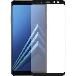 pret preturi Folie sticla 3D Full Samsung Galaxy A8 plus 2018 black
