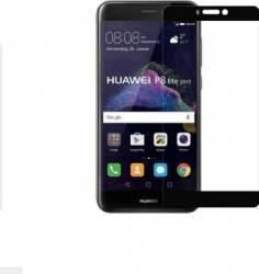 Folie sticla full size pentru Huawei P8 LITE 2017 Honor 8 Lite Nova Lite P9 Lite 2017 negru Folii Protectie