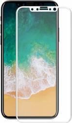 pret preturi Folie Sticla Himo 3D Curbata Apple iPhone 10 / X Alb