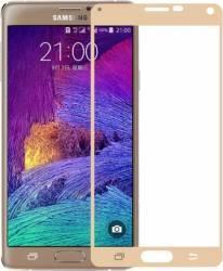 pret preturi Folie sticla securizata Himo Samsung Galaxy Note 4 N910F Auriu
