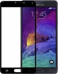 Folie sticla securizata Himo Samsung Galaxy Note 4 N910F Negru Folii Protectie