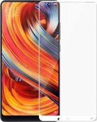 Folie sticla securizata Himo full size pentru Xiaomi Mi Mix 2 Alb Folii Protectie