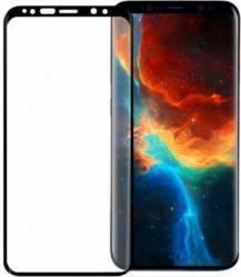Folie sticla securizata Tellur 3D Samsung Galaxy S9 Plus G965 Neagra Folii Protectie