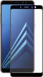 Folie sticla securizata Tellur 3D Samsung A8 2018 A530 Neagra Folii Protectie