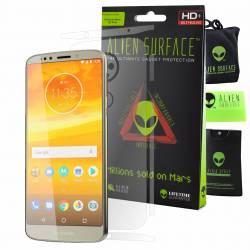 c42360b61 Folie Alien Surface HD Motorola Moto E5 Plus protectie spate laterale +  Alien Fiber cadou Folii