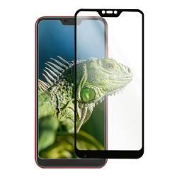 pret preturi Folie protectie sticla securizata full size pentru Xiaomi Mi A2 Lite Redmi 6 Pro negru