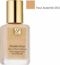 Fond de ten Estee Lauder Double Wear Stay-in-Place - 2C2 Pale Almond Make-up ten