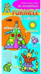 Formele si culorile - Prima mea carte de invatatura