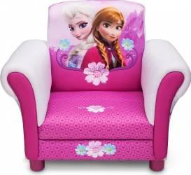 Fotoliu cu cadru din lemn Disney Frozen Mobila si Depozitare jucarii