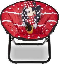 Fotoliu pliabil pentru copii Minnie Mouse Mobila si Depozitare jucarii