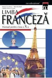 Franceza cls 10 - Steluta Coculescu Florinela Radi Gabriel Fornica-Livada
