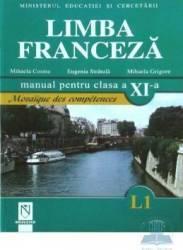 Franceza Cls 11 L1 - Mihaela Cosma Eugenia Stratula