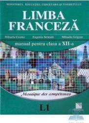 Franceza Cls 12 L1 - Mihaela Cosma Eugenia Stratula Mihaela Grigore