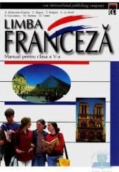Franceza Cls 5 - A. Monnerie-Goarin Y. Dayez E. Sirejols V. Le Dreff S. Coculescu M. Tudose O.