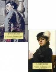 pret preturi Fratii Karamazov Vol. 1+2 - Dostoievski