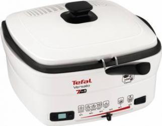 Friteuza Tefal FR490070 1600W 1kg 7 programe Time Ecran LCD Alb