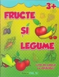 Fructe si legume 3+ - Activitati distractive