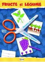 Fructe si legume mapa - Inesa Tautu