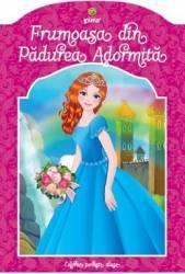 Frumoasa din Padurea Adormita - Colorez povesti alese