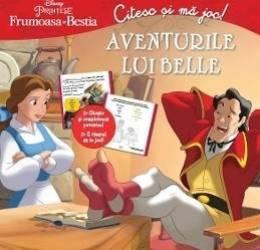 Frumoasa si Bestia - Aventurile lui Belle - Citesc si ma joc