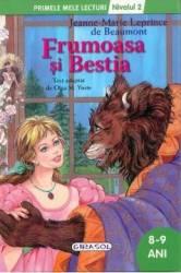 Frumoasa si bestia - Primele mele lecturi - Nivelul 2