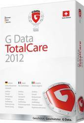 G Data TotalCare 2012 1PC 1An Licenta Box
