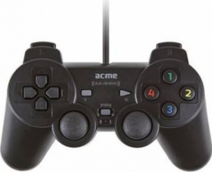 Gamepad Acme GA07 Duplex Gamepad & Joystick