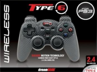 Gamepad dreamGEAR pt PS3 DGSPS3-1324