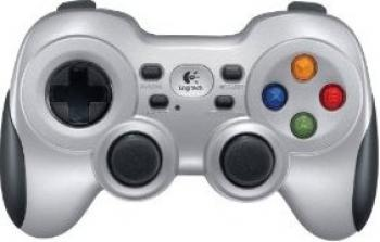 Gamepad Logitech Wireless F710 Gamepad & Joystick