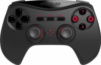 Gamepad SpeedLink Strike NX Wireless PC Negru Gamepad & Joystick