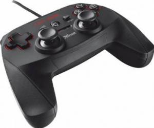 Gamepad Trust GXT 540 cu fir PC PS3
